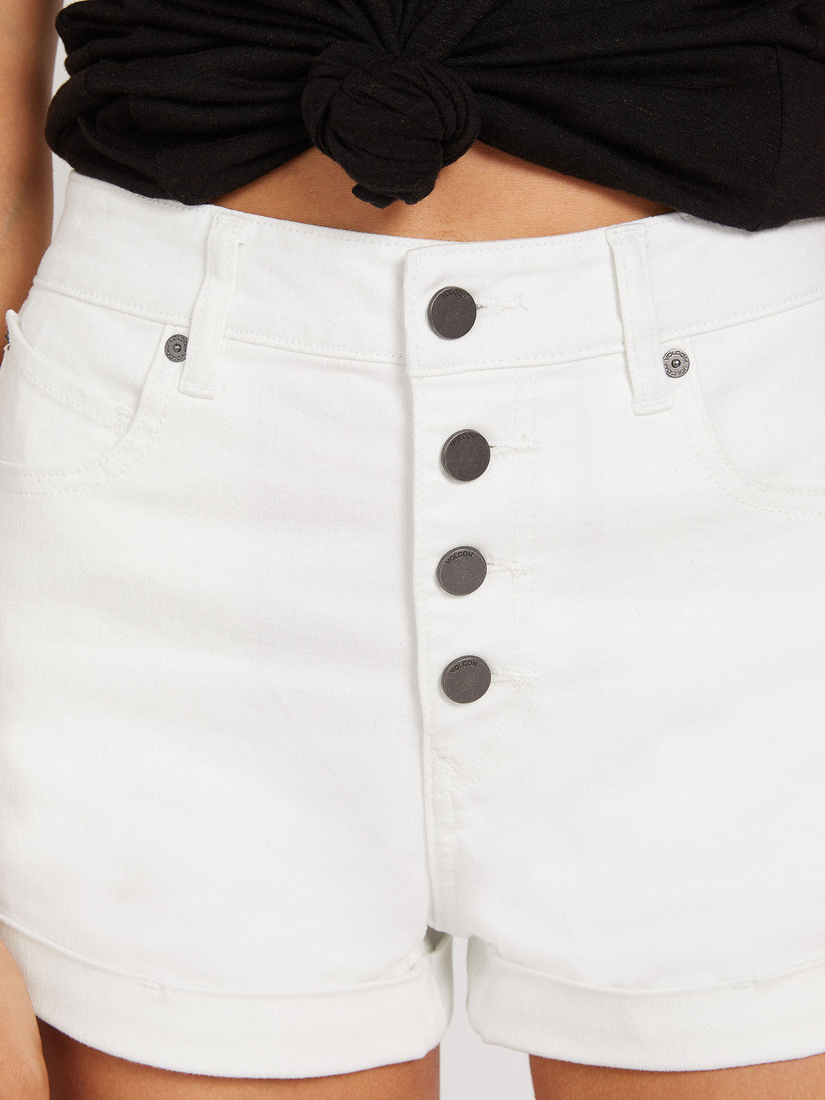 Vol Stone Short White (B1921907_WHT) [51]