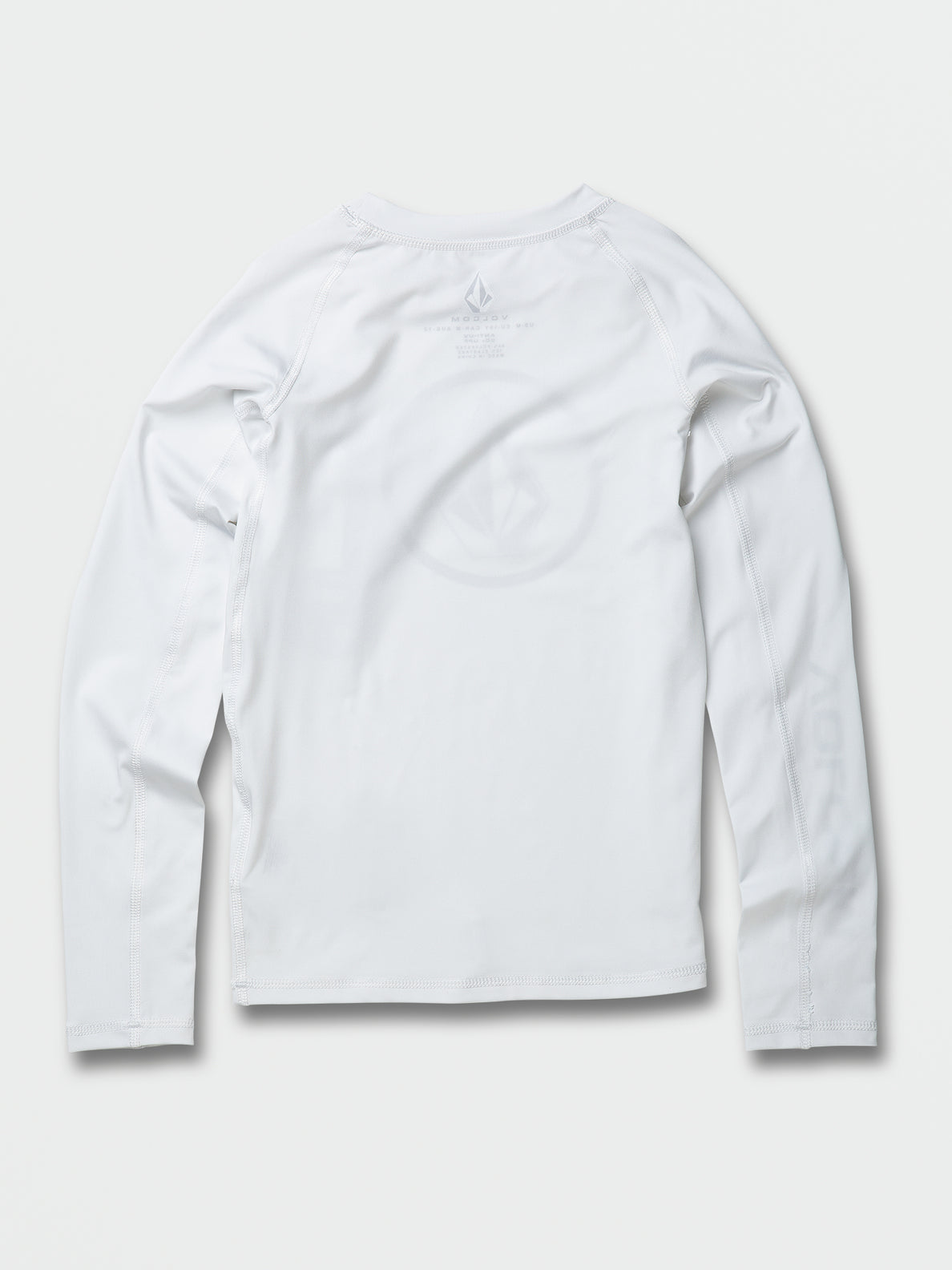 Lido Solid L/s By White (C9312000_WHT) [B]
