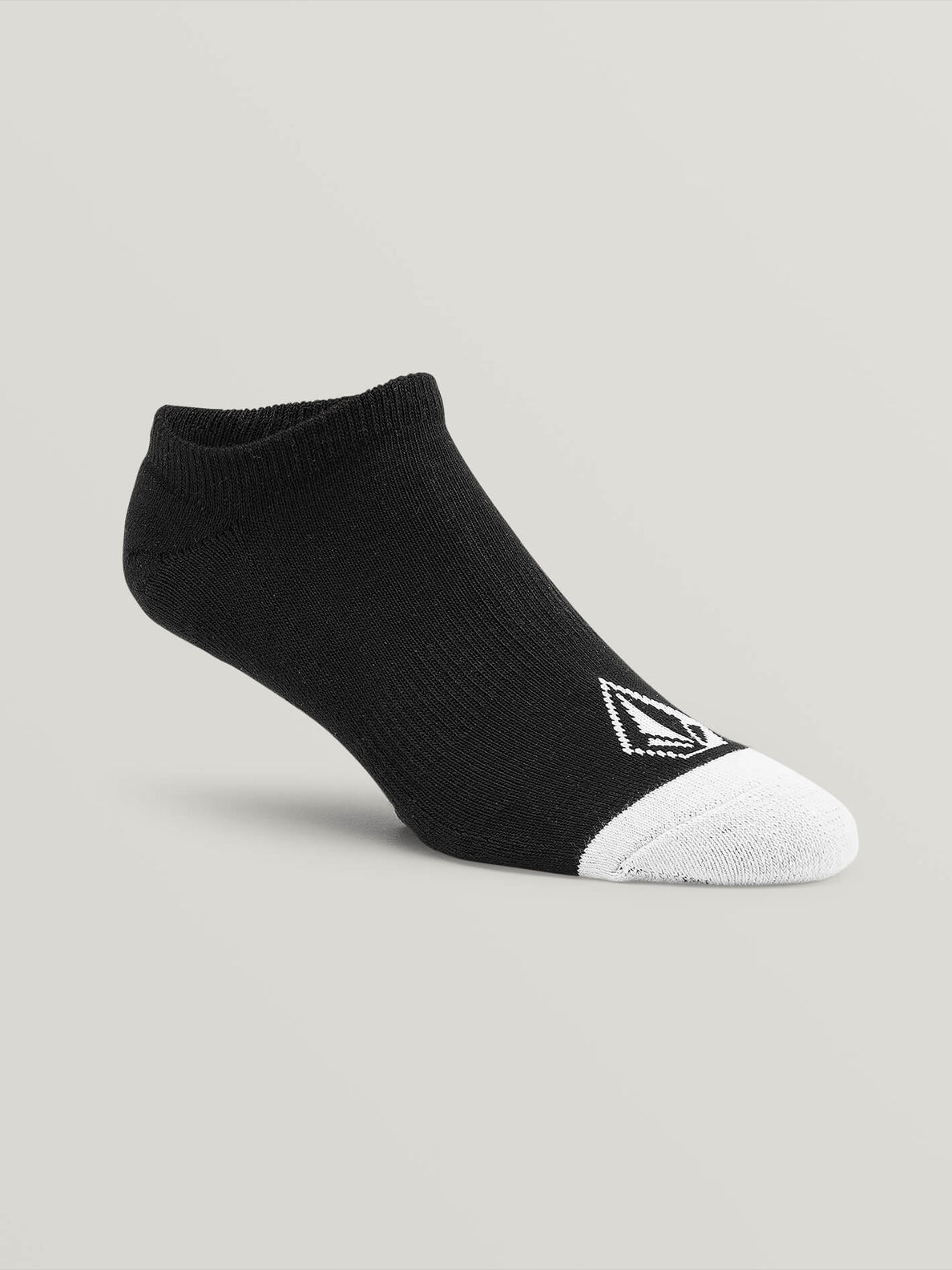 Stone Ankle Sock 3 Pack - Black (D6321802_BLK) [1]