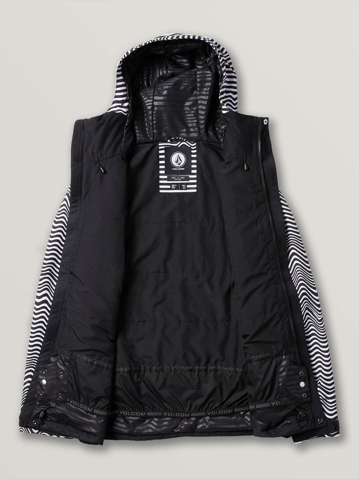 17Forty Ins Jacket Black Stripe (G0452010_BKS) [1]