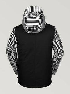 17Forty Ins Jacket Black Stripe (G0452010_BKS) [B]