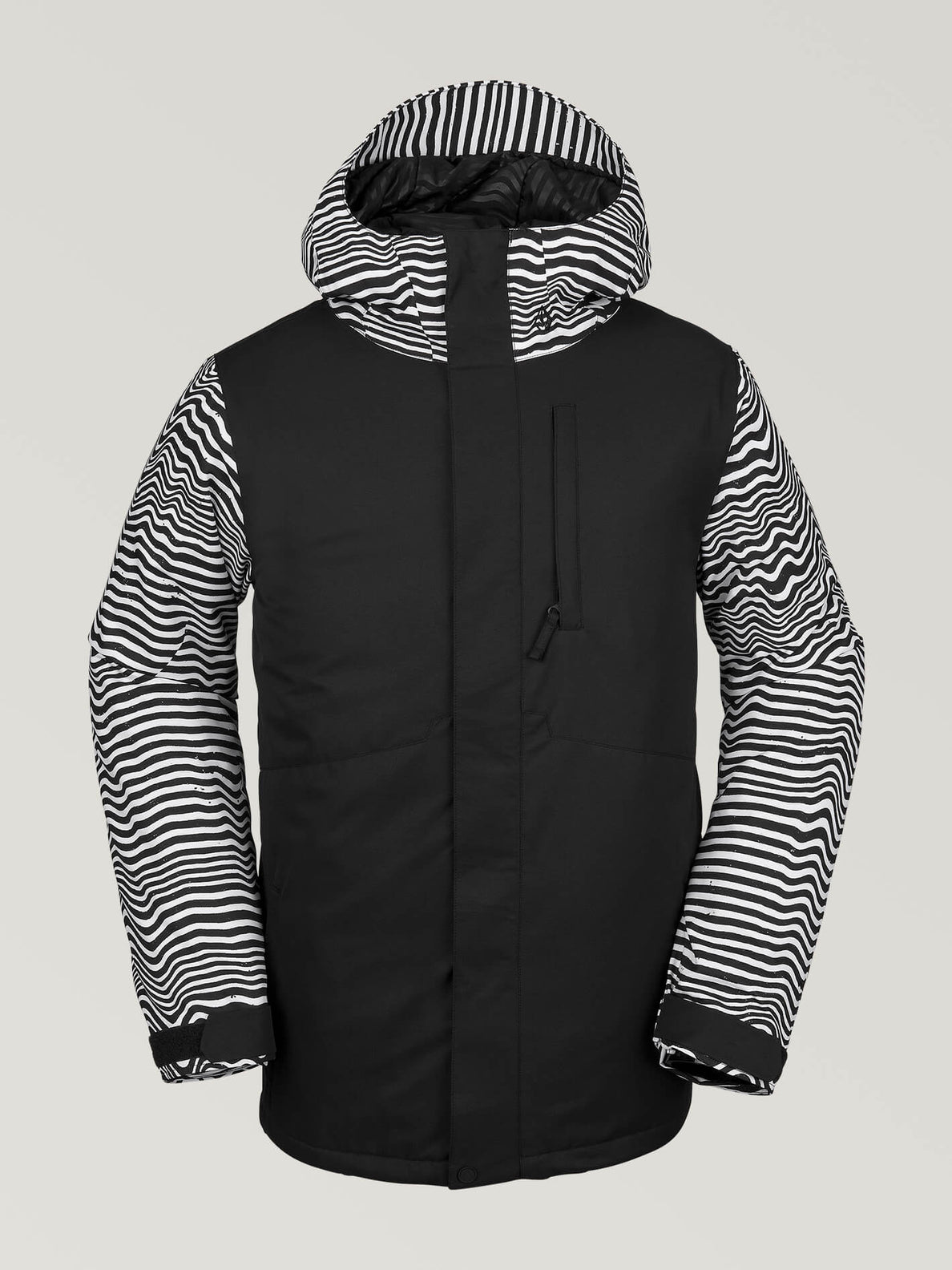 17Forty Ins Jacket Black Stripe (G0452010_BKS) [F]