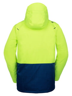 Retrospec Jacket - Tennis Ball
