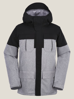 Alternate Jacket - Heather Grey