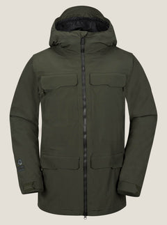 Stone Gore-Tex Jacket - Military