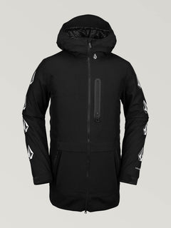 D.s. Long Jacket Black (G0652013_BLK) [F]