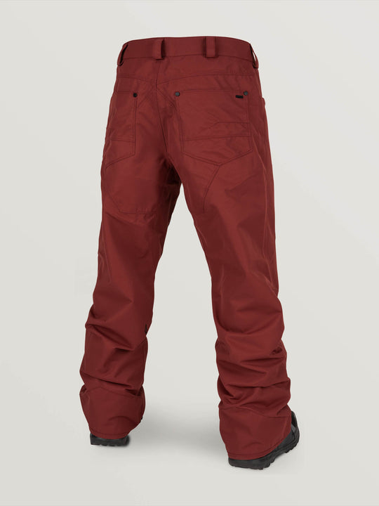 Carbon Pant - Burnt Red (G1351915_BTR) [B]