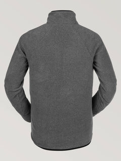 Polartec 1/2 Zip Heather Grey (G2452005_HGR) [B]