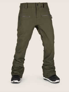 Iron Strech Pant - Forest