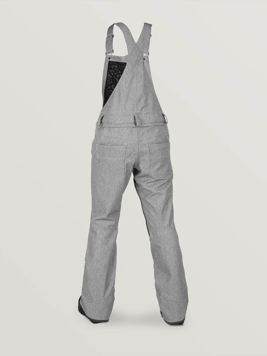 Swift Bib Overall Heather Grey (H1352003_HGR) [B]