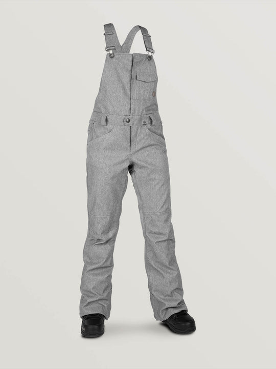 Swift Bib Overall Heather Grey (H1352003_HGR) [F]