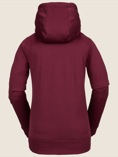 Cascara Fleece - Magenta