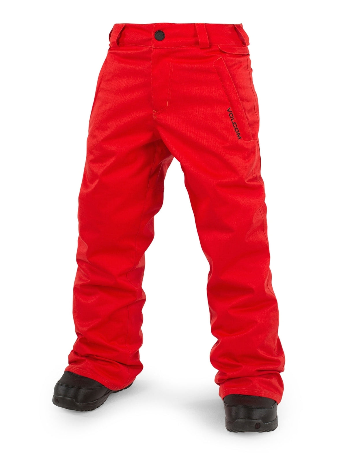 Explorer Ins. Pant - Fire Red