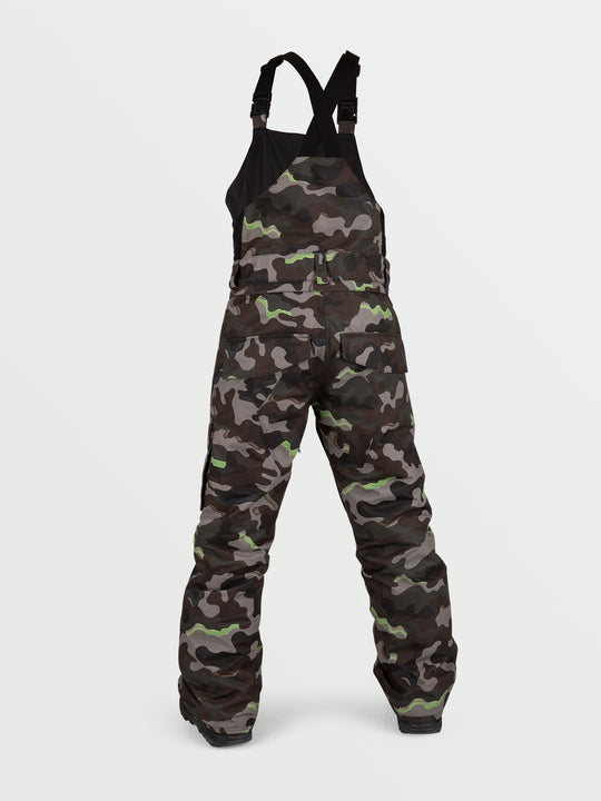 Barkley Bib Overall Army (I1252100_ARM) [B]