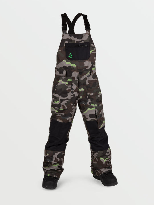 Barkley Bib Overall Army (I1252100_ARM) [F]