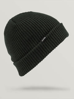 Sweep Beanie Dark Green (J5852001_DKG) [F]