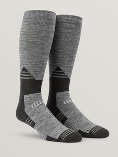 Kootney Sock Charcoal Heather (J6352000_CHH) [F]