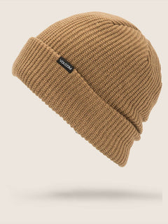 Polar Lined Beanie - Copper