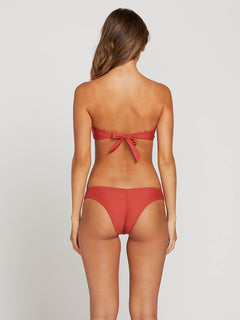Simply Solid Bandeau Burnt Red (O1211904_BTR) [B]