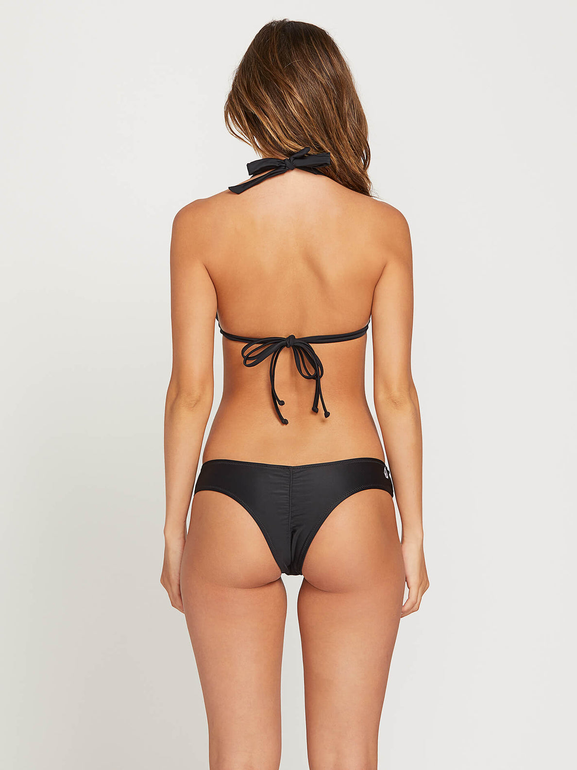 Simply Solid Cheeky Blk-Black (O2111700_BLK) [B]