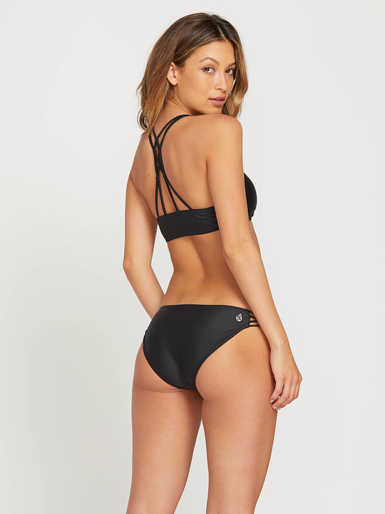Simply Solid Full Bottom - Black (O2211700_BLK) [B]