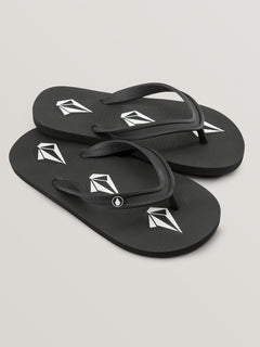 Rocker 2 Sandals Bigyouth - Stoney Black (Kids)