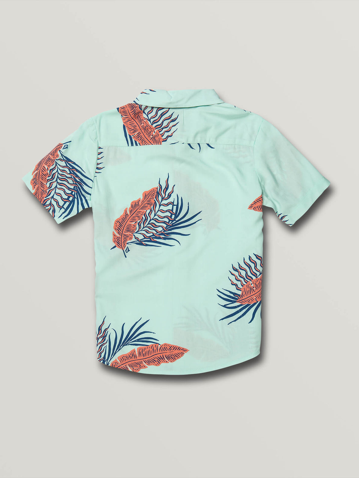 Bermuda S/s Ly Resin Blue (Y0412006_RES) [B]