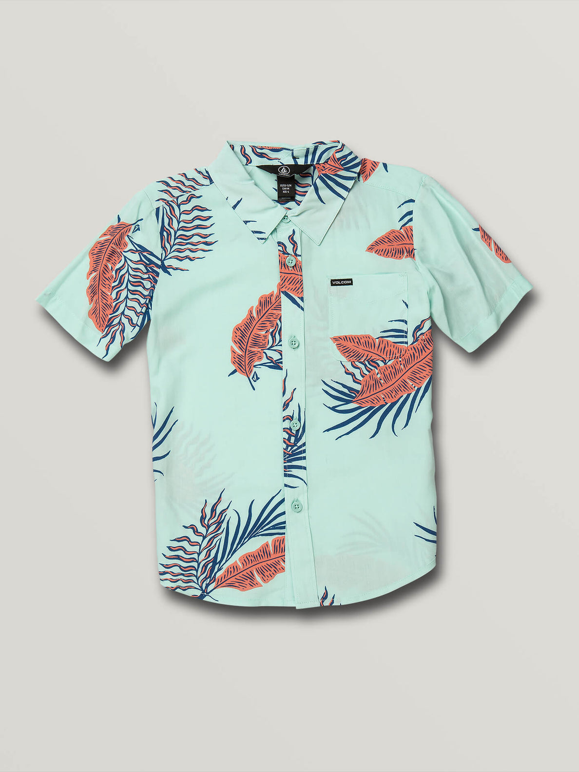 Bermuda S/s Ly Resin Blue (Y0412006_RES) [F]