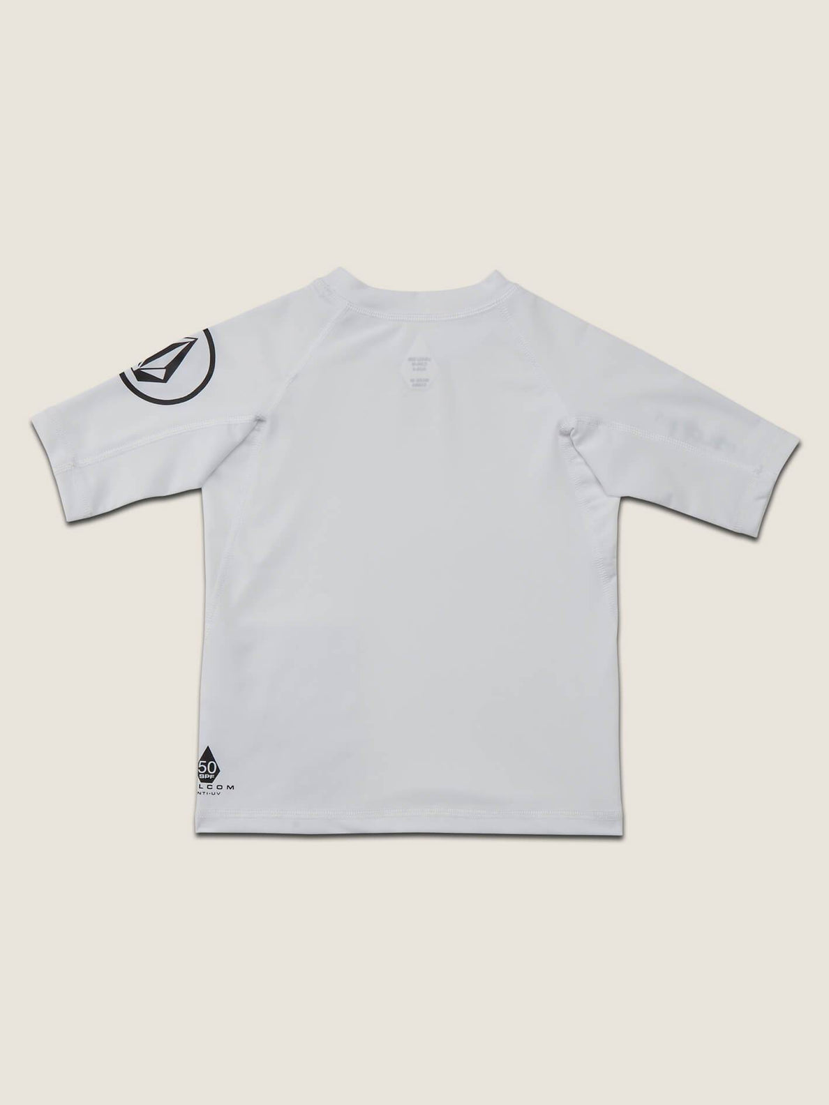 Little Boys Lido Solid Short Sleeve Rashguard