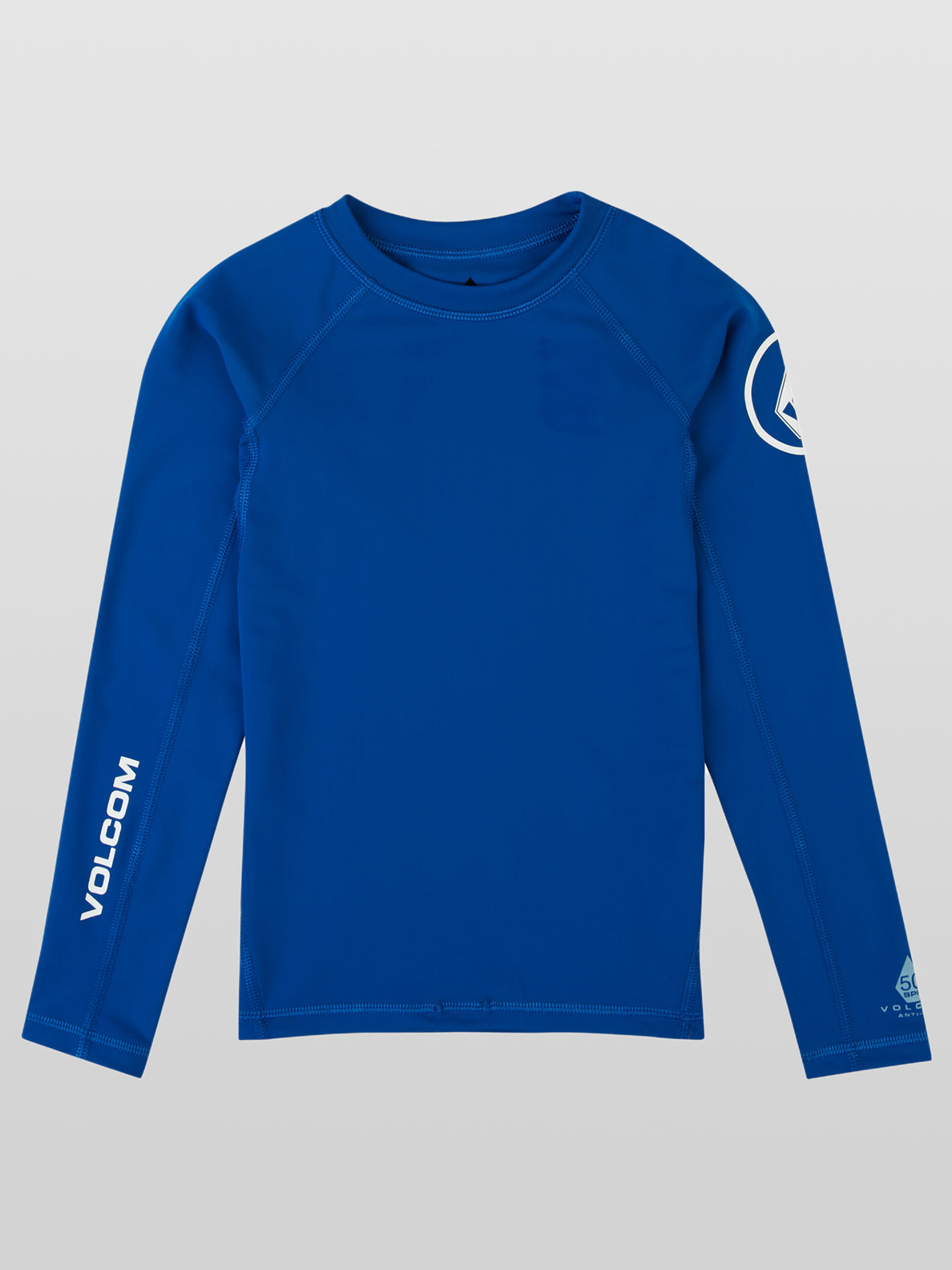 Little Boys Lido Solid Long Sleeve Rashguard