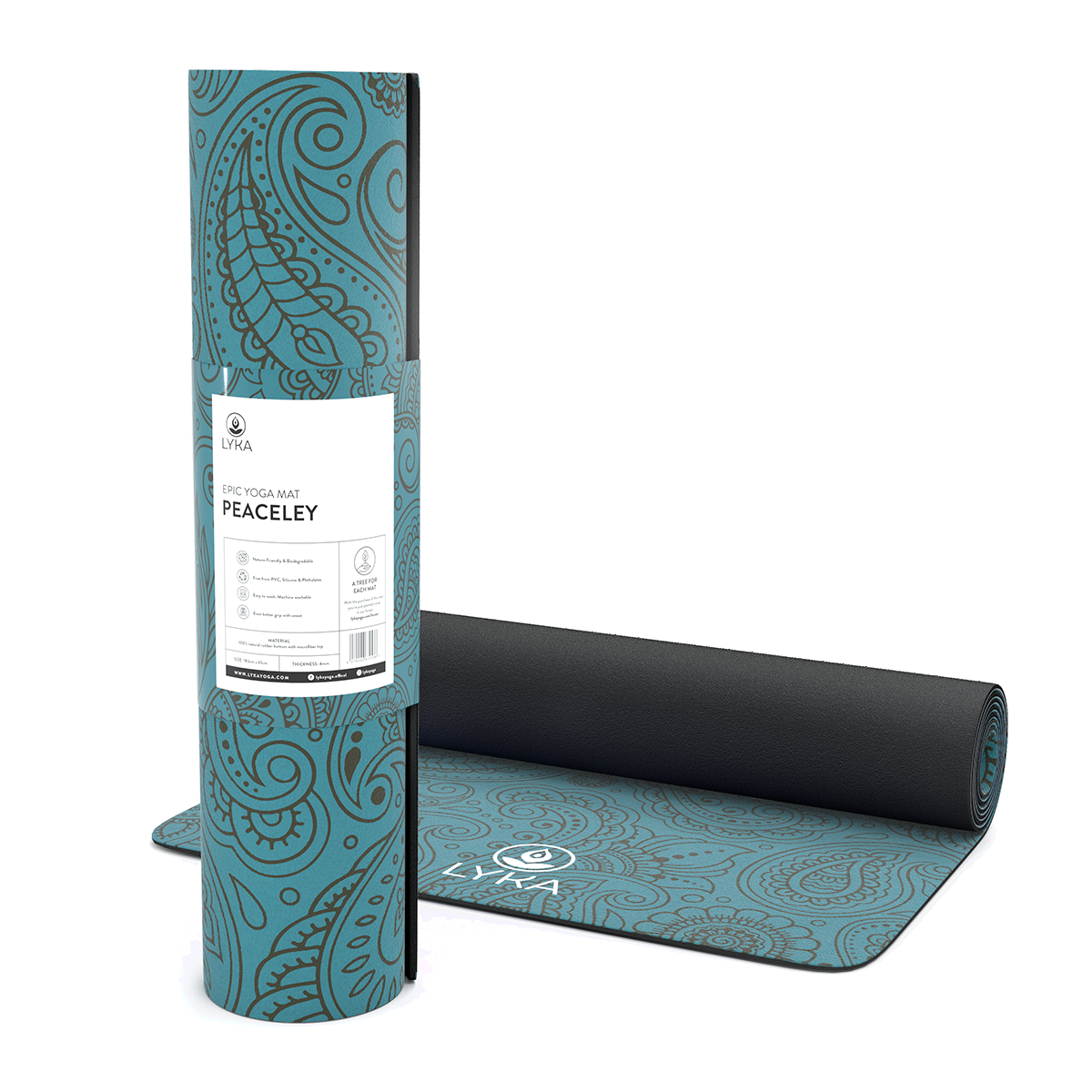 Yogamatte Peaceley