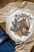 Load image into Gallery viewer, Two PEACHES Tees!