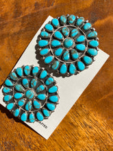 Load image into Gallery viewer, Large Cluster Earrings