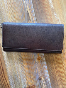 Leather Myra Wallets