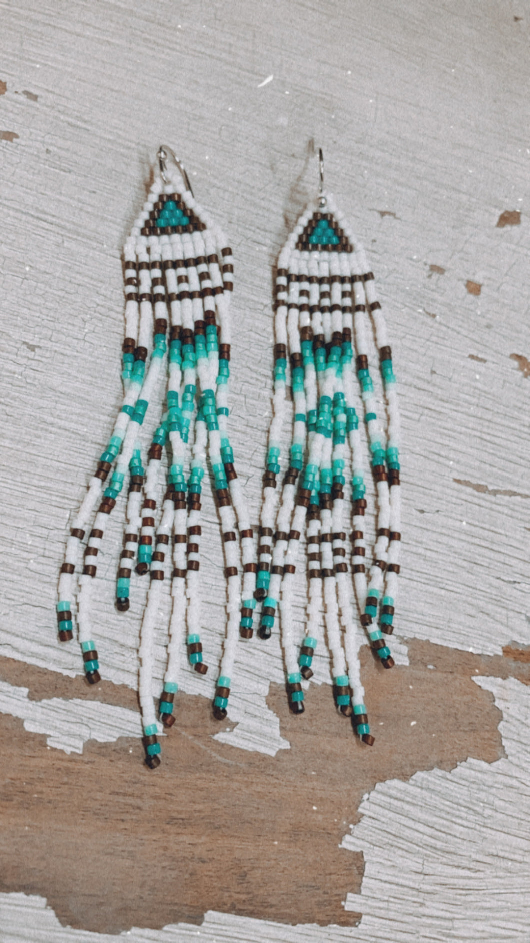 Beaded Annie Earrings