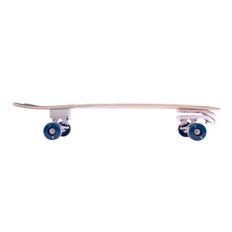 Bamboo Surfskate Fish