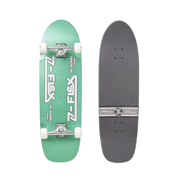 Jay Adams Green Metal Flake Complete