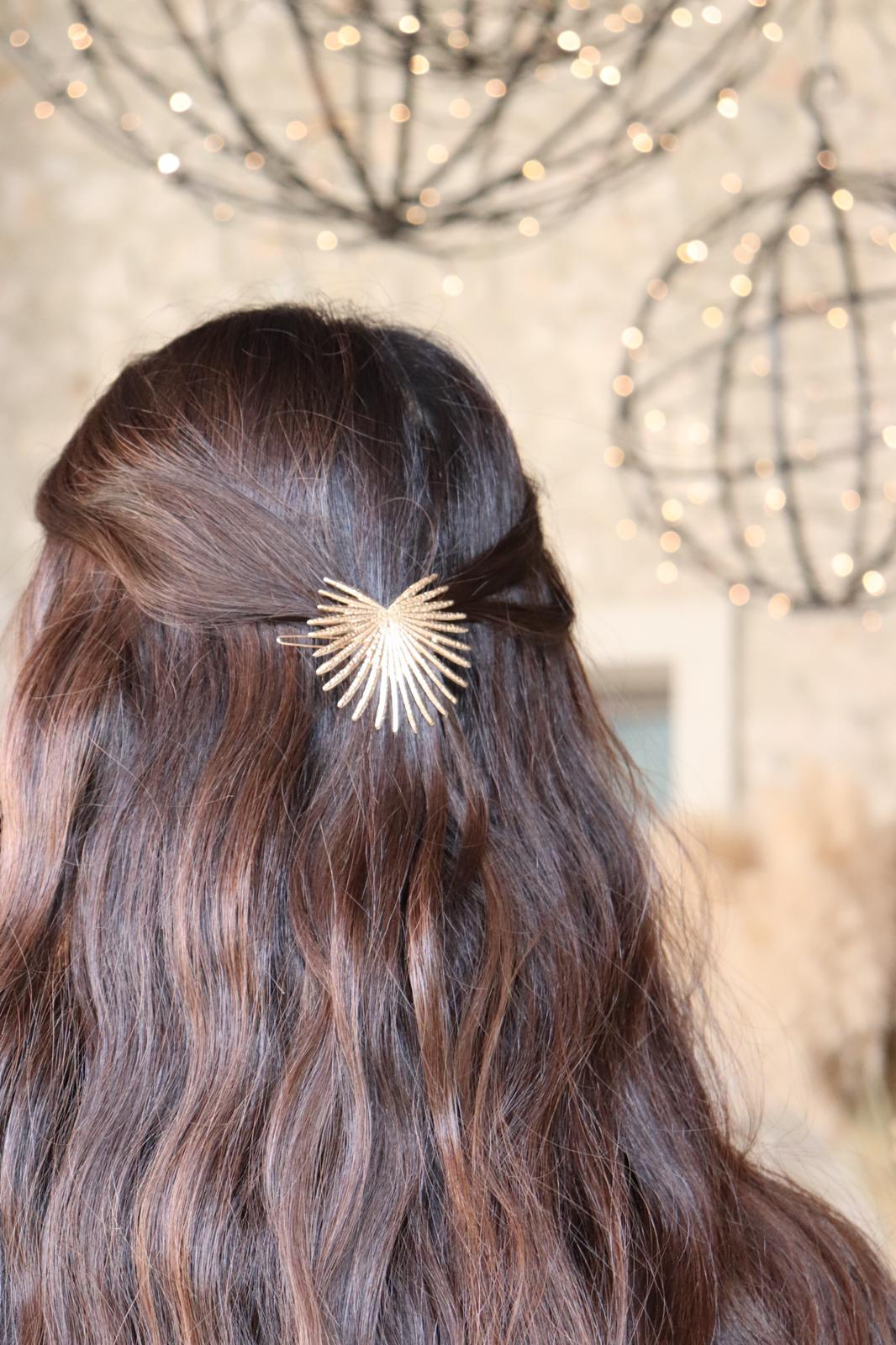 BARRETTE LUMIERE