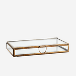 BOITE EN VERRE RECTANGLE