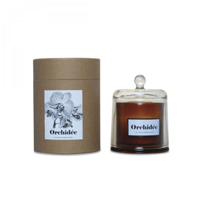 BOUGIE AMBRE ORCHIDEE petite