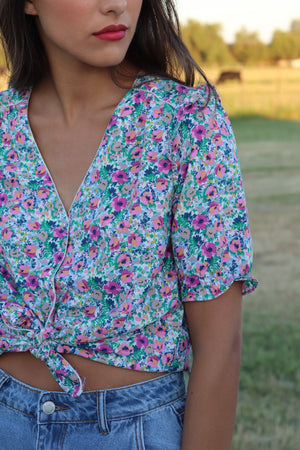 BLOUSE BOUQUET