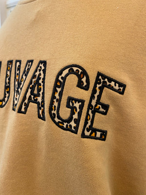 SWEAT SAUVAGE