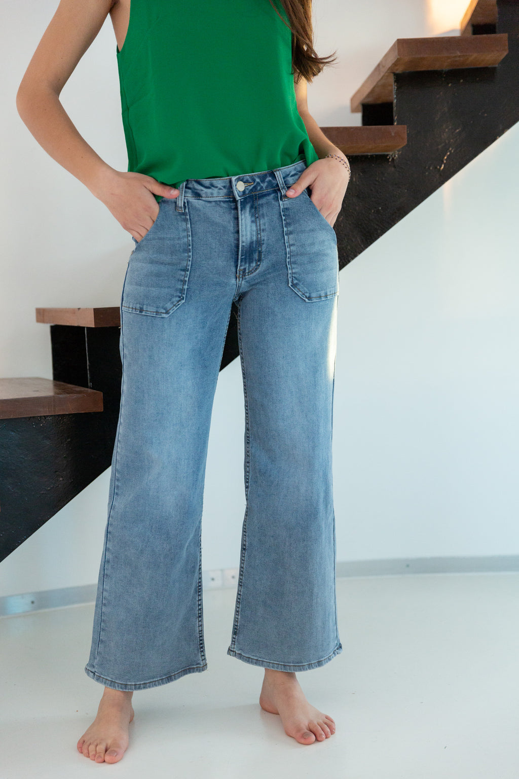 JEANS SQUARE