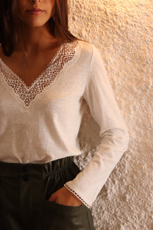 BLOUSE ANTIQUE
