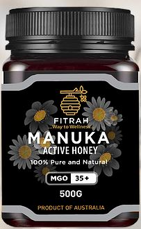 Manuka Honey  500Grams  MGO35+