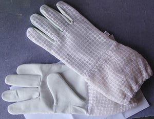 OZ ARMOUR 3 Layer Mesh Ventilated Cow Hide Gloves