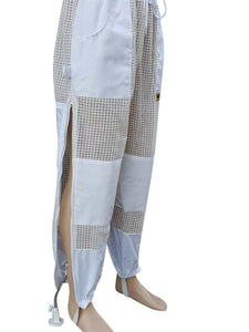 OZ ARMOUR 3 Layer Mesh Ventilated Beekeeping Trousers for Big & Short or Big & Tall