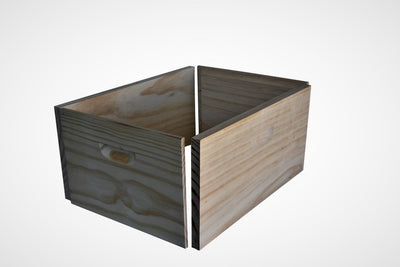 OZ ARMOUR  Full Depth Beehive Boxes Premium Quality REBATED  Joints