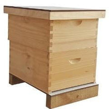 Load image into Gallery viewer, Telescopic Beehive 20/16 Frames Full Depth Made in Australia & New Zealand