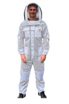 Quick Beekeeping starter kit with 3 Layer Mesh Suit